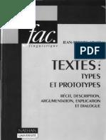Adam, Jean-Michel (1992) - Les textes - types et prototypes.pdf