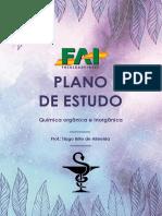 [Plano de Estudo de Química] Cleomárcio Miguel - II Semestre de Farmácia.pdf