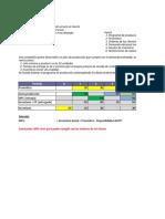 S2 - Ejercicios Planeación maestra y de requerimientos de materiales
