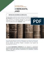 derecho mercantil venezolano