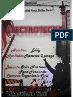 PRACTICA ELECTROTECNIA - P1-2020 SOLIZ