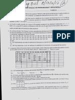Examenes Pasados P&E Omonte