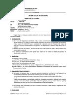 INFORME LEGAL N° 005-2019