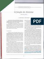 A função do Sintoma - Geneviève Morel.pdf