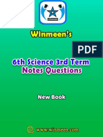 6th-Std-Science-3rd-Term-Notes-Questions
