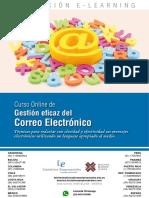 Presentación sobre gestion eficaz del  correo electronico
