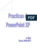 Practicas Power Point 2010-2011