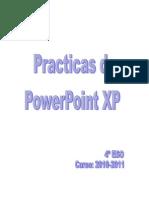 Practicas Power Point 2010-2011