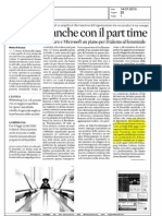 """Articolo """"Il sole 24 ore"""" del 14 Luglio 2010"""