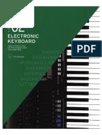 Trinity College London Electronic Keyboard Grade 2 Full book
