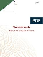 Manual Para El Uso de La Plataforma Moodle