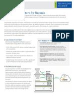 20170415 - Nutanix Cloudian Solution Brief