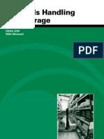 materials handling & storage