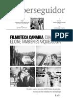 El perseguidor 27 - revista de limba spaniola din Tenerife