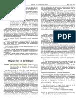 Norma 6.3-IC sobre rehabilitación de firmes