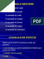 Anomalii-dentare