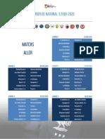 FOOTBALL Championnat de Bourgogne-Franche-Comté de National 3 2020-2021