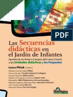 Las secuencias didácticas en el jardin de infantes