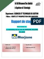Mouad Et Othmane Rapport de Stage - Copie
