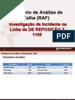 Análise de Falha Linha de FoFo REPOSIÇÃO.ppt