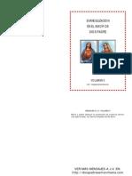 Vol 3 EVANGELIZACION EN EL AMOR DE DIOS PADRE --Mensajes a JV
