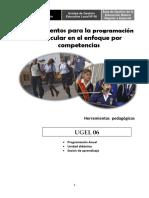 PLANIFICACIÓN CURRICULAR (1)