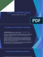 DIREITO EMPRESARIAL- slide
