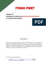Metodo pert 2q