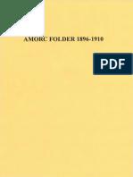 Amorc Folder 1896-1910 (revised)
