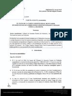 0010-16-CN - Aplicación del principio de favorabilidad en materia penal