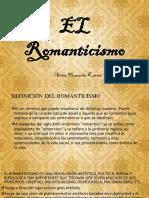 EL Romanticismo Expc