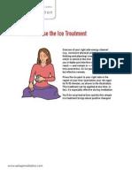 10. The ice technique - Sahaja Meditation Program Handout v1.2