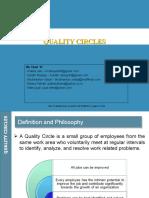 Quality Circles Team d
