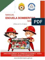 Manual Bomberitos 2019 - Nivel III - ( 12 a 14 Años) 107 Paginas