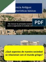 Caracterización Inicial de Grecia Antigua, Séptimo