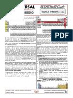 QUIMICA -AREA A 1er Tema(TP - Tabla Periodica) EA - Int