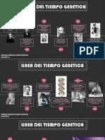 LINEA DEL TIEMPO GENETICA biologia pdf