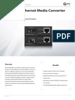 managed-ethernet-media-converter-datasheet