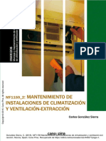 montaje y mantenimiento de instalaciones de climatizacion y ventilacion- extraccion