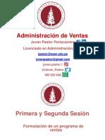 ADMINISTRACIÓN DE VENTAS - ESAN (1ra y 2da Sesión).pdf