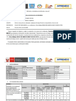 INFORME PARA SECUNDARIA MES DE JULIO.docx