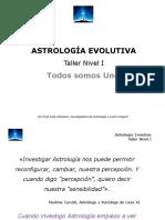 Astrología Evolutiva. Nivel I. 2020. Primer Encuentro.pdf