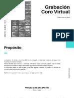 Coro virtual - Cantus