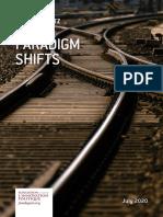 Etude Fondapol Josef Konvitz Paradigm Shifts 2020-24-07