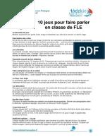 10 jeux pour faire parler en FLE.pdf