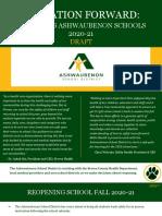 ASD-Education Forward Reopening Slides 7-24-20 (1)