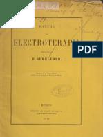 ELECTRÓTERAPIA