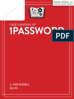 Take Control of 1Password (4.1)