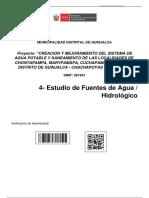 4 estudio hidrologico