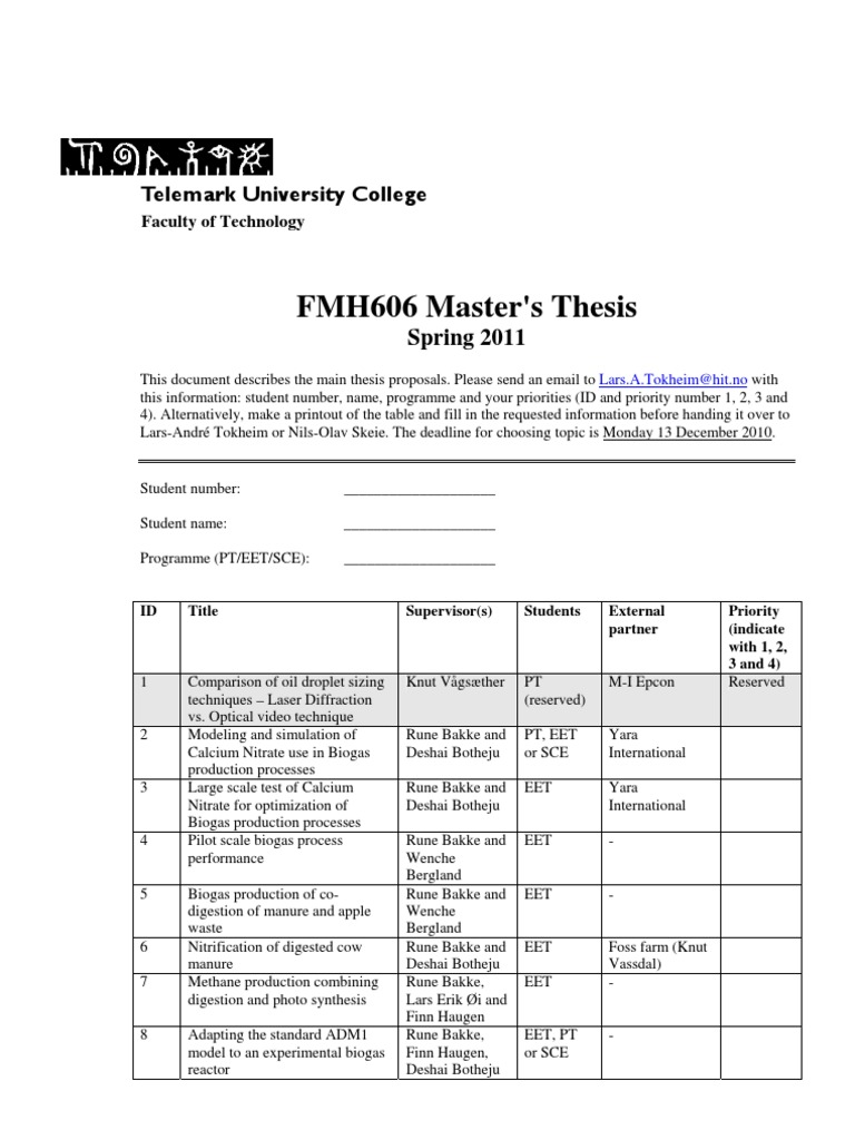 fmh606 master prcent 26 prcent 23039 prcent 3bs thesis 2011